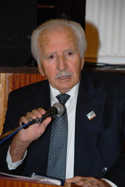 Έφυγε από τη ζωή ο Επίτιμος Πρόεδρος της Ένωσης Ποντίων Πειραιώς Δαμιανός Ποιμενίδης