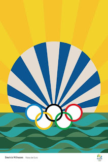 Rio 2016 Olympic Games Official Poster