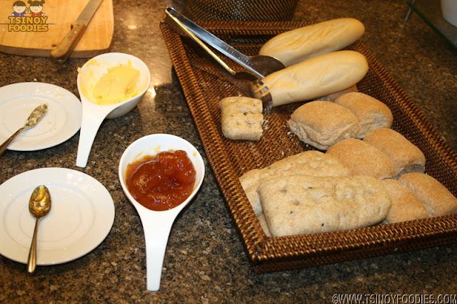 buffet 101 bread