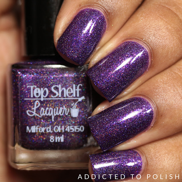 Top Shelf Lacquer Voodoo Punch