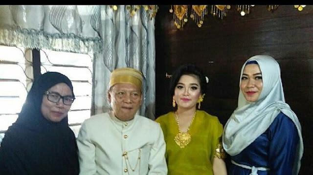 Pernikahan Pria 70 Tahun dan Gadis 25 Tahun dengan Mahar 1,4 Miliar, Jadi Buah Bibir