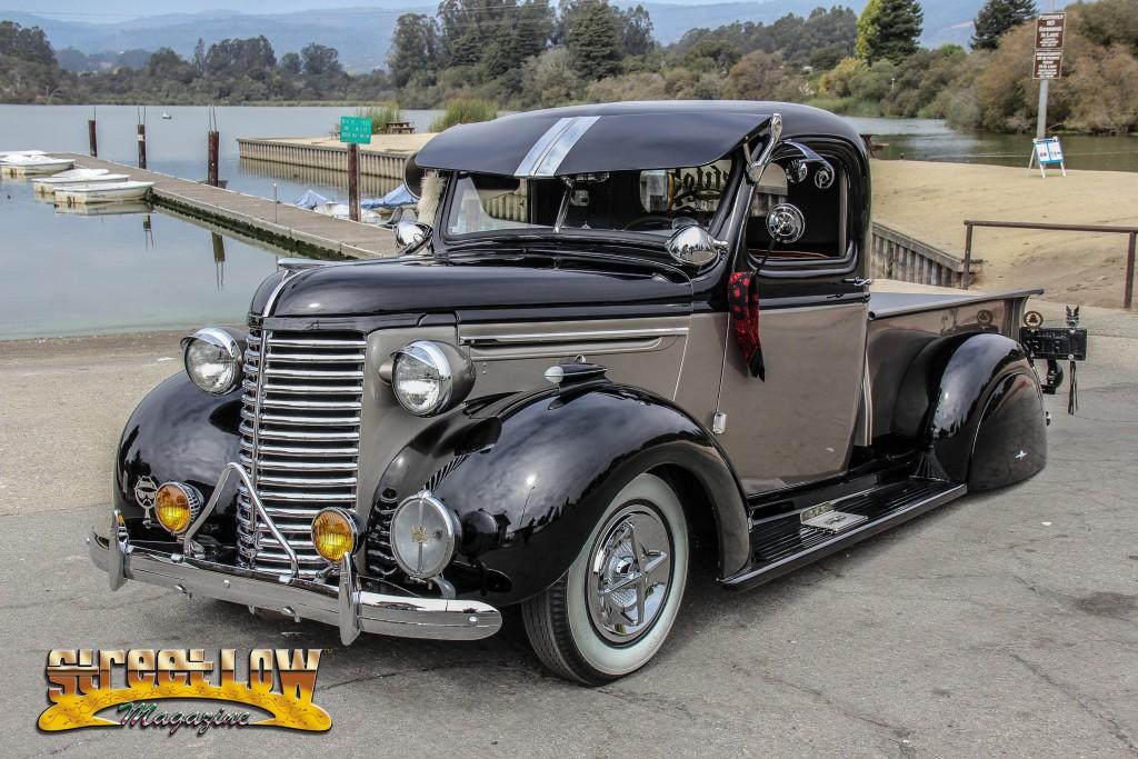751d2992f2f64 Nostalgia on Wheels  1939 Chevrolet 1 2 Ton Lowrider Pick-up