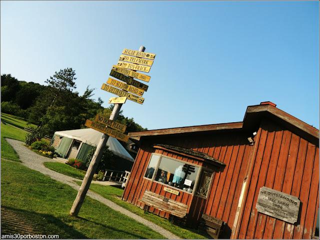 Trapp Family Lodge: Centro de Actividades al Aire Libre