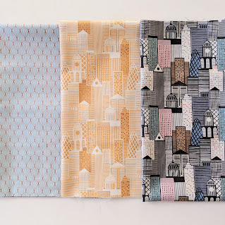 City Nights by Lewis and Irene quilting fabric