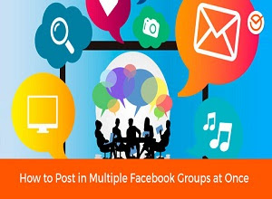 best way to auto post on Facebook group