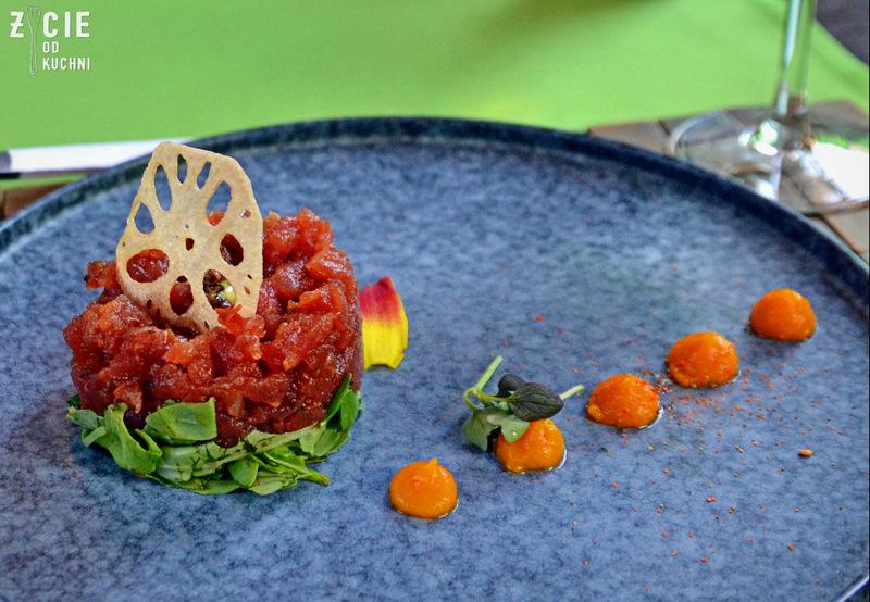 tuna tataki, edo, edo restauracja, edo sushi, edo fusion, kuchnia japonska, gdzie zjesc w krakowie, kuchnia azjatycka, restauracja azjatycka w krakowie
