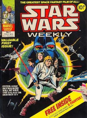 Marvel UK, Star Wars #1
