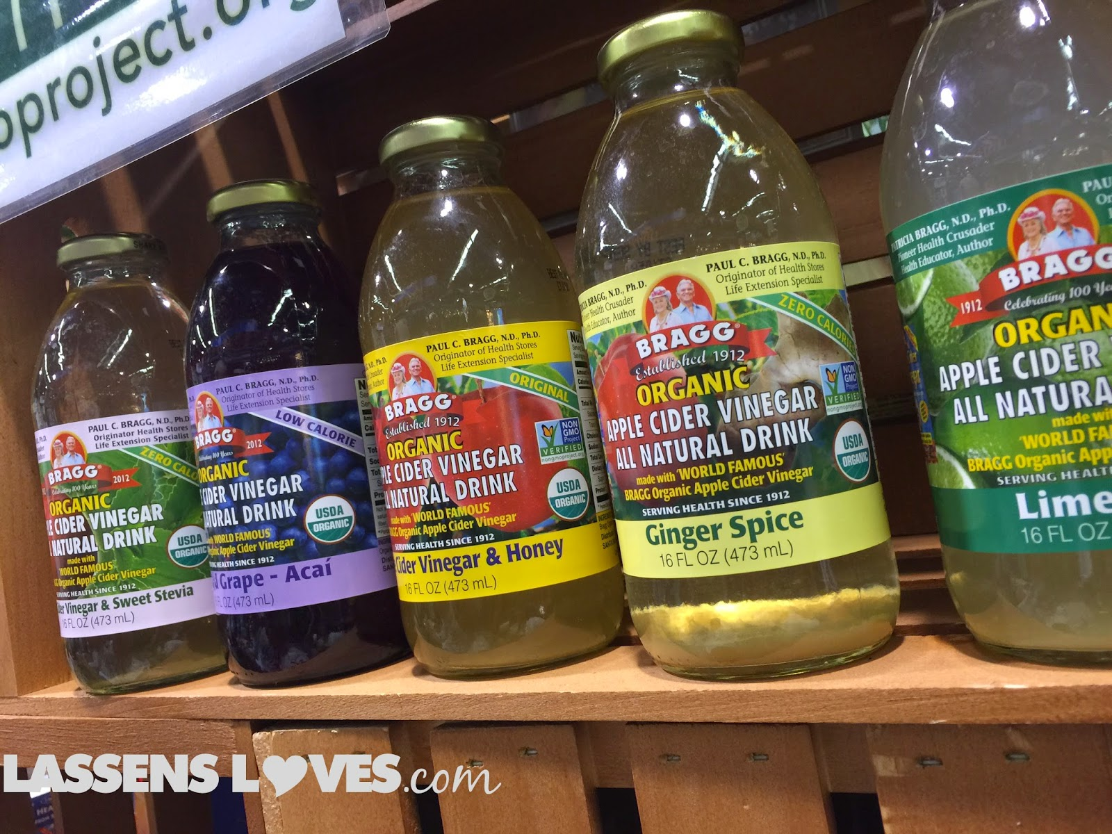 Expo+West+2015, Natural+Foods+Show, New+Natural+Products, Bragg+Vinegar+drinks, vinegar+drink