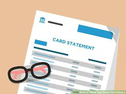 Check your credit card statement frequently