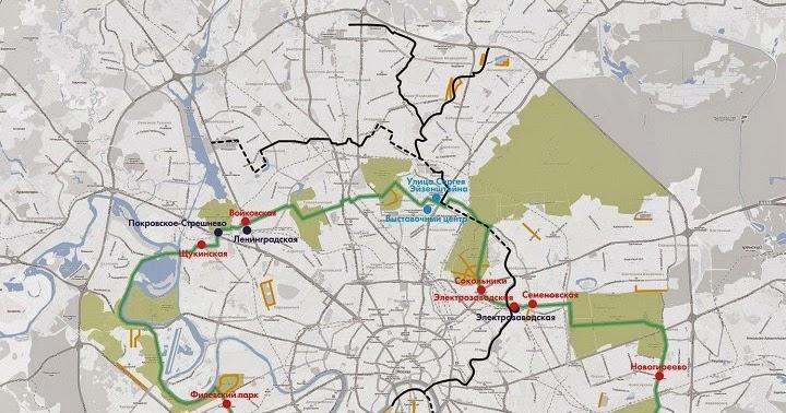 c8ab8ef3359a Блог компании Eltreco  Урбанизация и «Зеленое кольцо»
