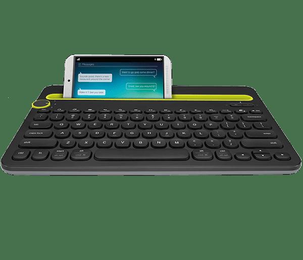 羅技 K480 無線藍芽鍵盤