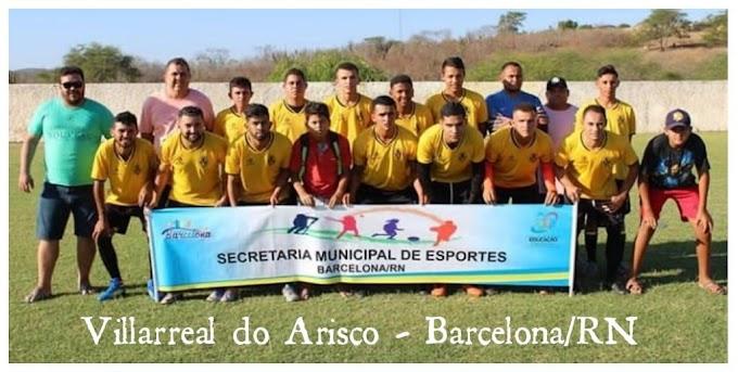 Nesse final de semana tem quartas de final do Campeonato Municipal de Futebol 2018, em Barcelona/RN
