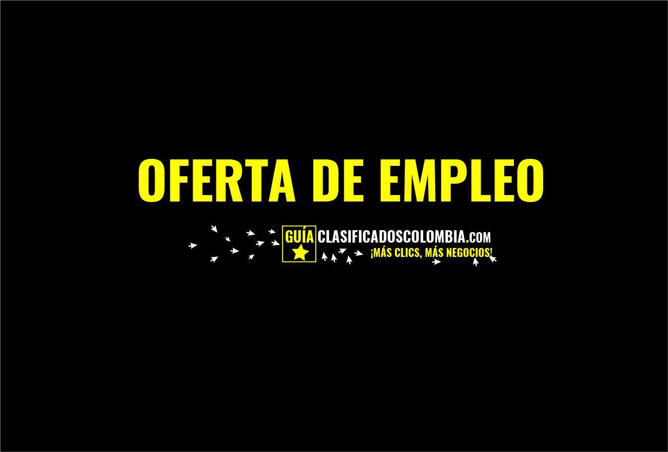 OFERTA DE EMPLEO COLOMBIA GUIACLASIFICADOSCOLOMBIA