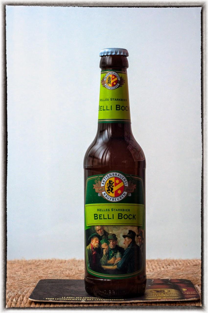 Kaufbeuren Belli Bock Helles Starkbier