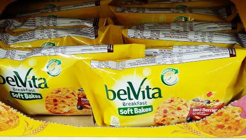 Ciastko - Soft Bakes, Belvita