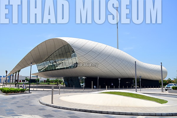 Museum Etihad Dubai