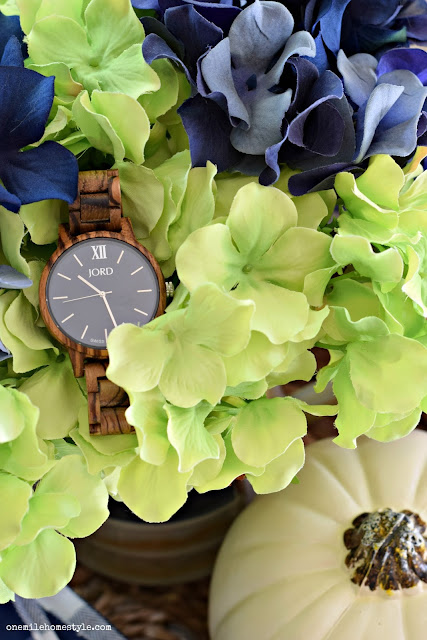 Find a unique gift for yourself, or someone you love, with this JORD Wood Watch!