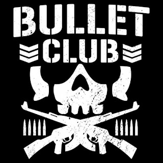 Logo for The Bullet Club