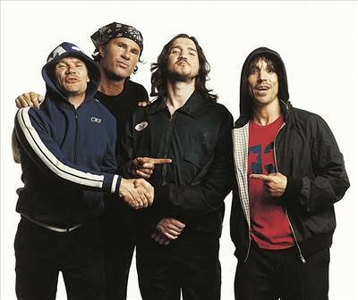 Band Alternative Rock Barat Terbaik RHCP
