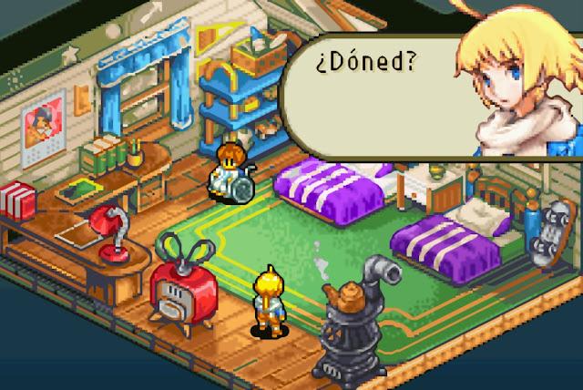 Final Fantasy Tactics Advance - Español - Captura 1