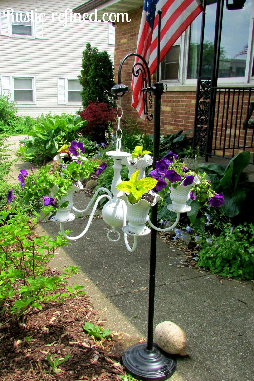 Garden Chandelier Chandeliers Design