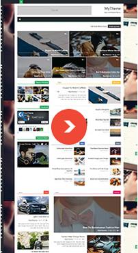 Surface - Responsive Magazine Blogger Theme - 22