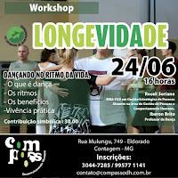 Workshop saúde na dançacontribui para a longevidade