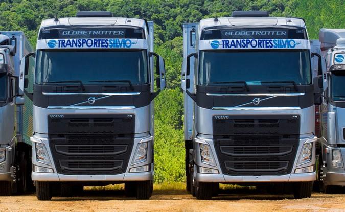 Transportes Sílvio abre vagas para motoristas carreteiros