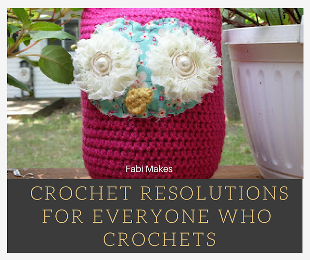 crochet goals