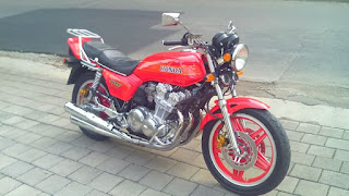 LAPAK MOGE RETRO : Dijual Honda CB 900F SuperSport DOHC Th 1981 -SEMARANG