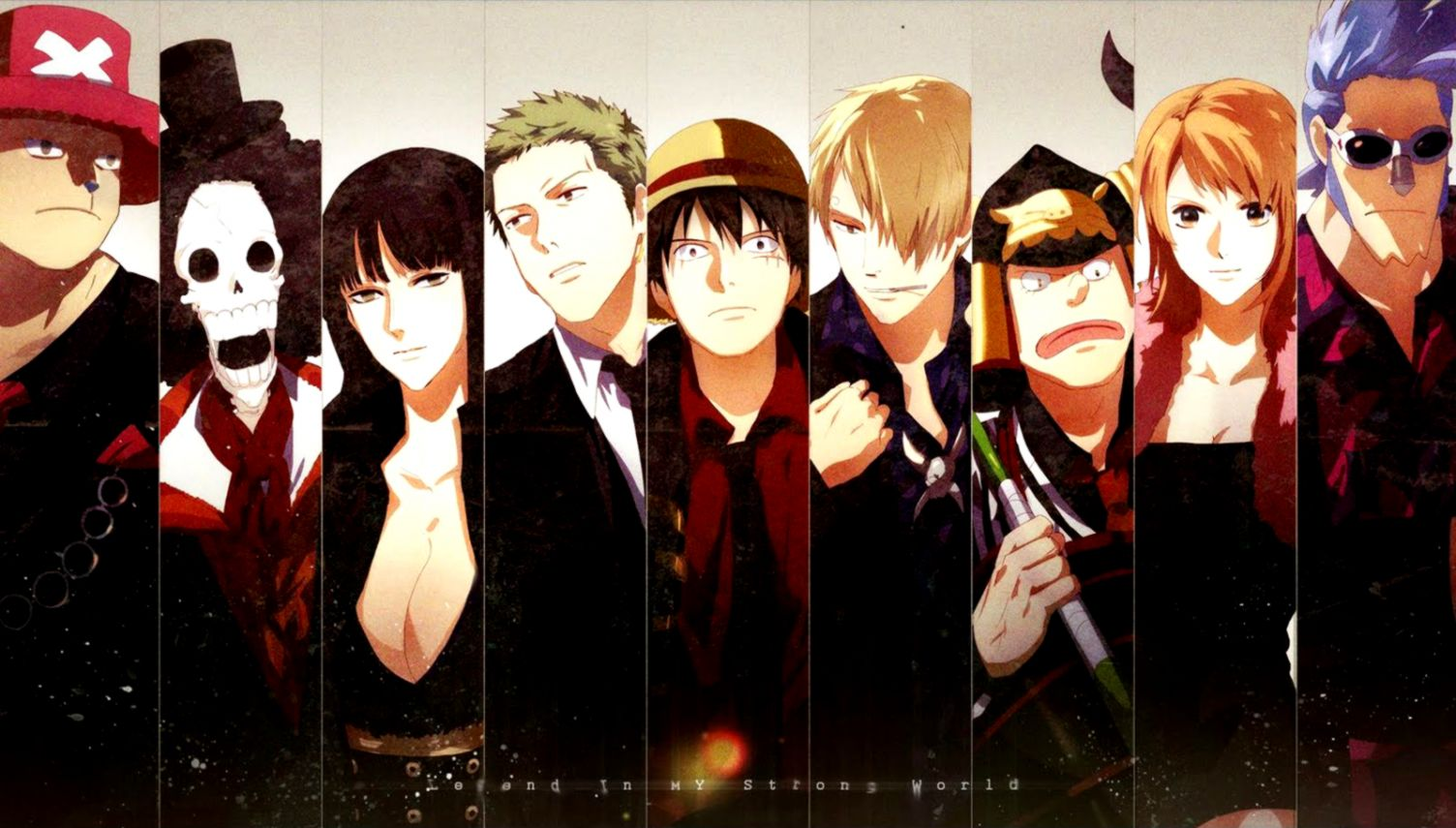 Anime One Piece Crew Hd Wallpapers Nature