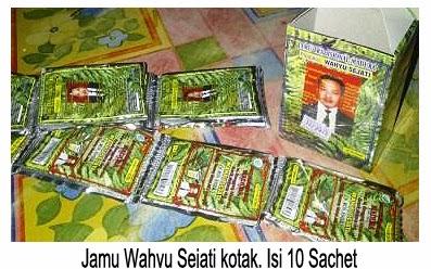 Jamu Wahyu Sejati Sachet Madura