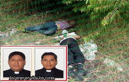 Comando Armado levanta y ejecuta a 2 curas en Poza Rica, Veracruz