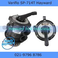 Variflo Sp 714 T Hayward Hayward Pool Indonesia