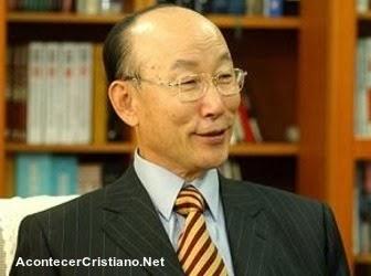 Pastores David Yonggi Cho