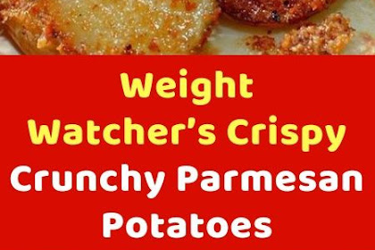 Crispy Crunchy Parmesan Potatoes