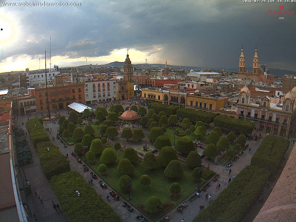Cidade de León   México