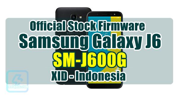fimware samsung j6 bahasa indonesia