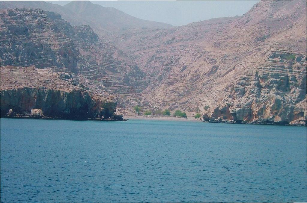 Fjords of Musandam, Oman