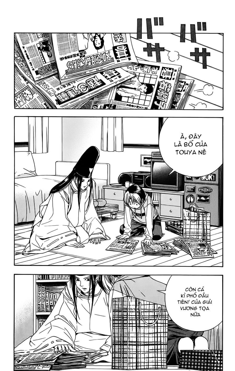 Hikaru No Go hikaru no go chap 98 trang 8