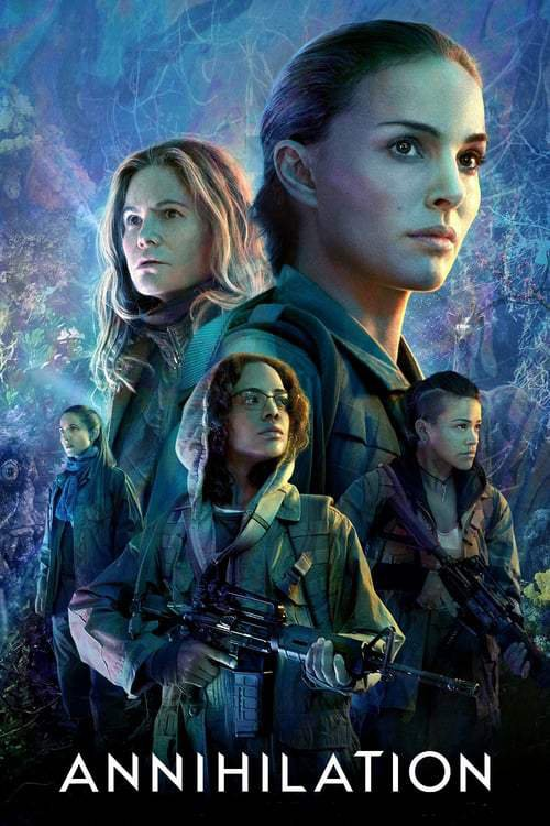 Annihilation [2018] [DVDR] [NTSC] [CUSTOM HD] [Latino]
