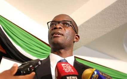 Ezra Chiloba to be jailed over accrued debts. PHOTO | FILE