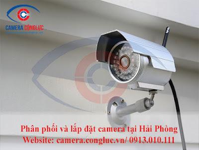 Dịch vụ bảo trì, bảo dưỡng hệ thống camera giám sát uy tín nhất tại thị trường Hải Phòng.
