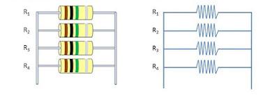 Hambatan Listrik dan Kuat Arus Listrik Beserta Rumus Pengertian Beda Potensial, Hambatan Listrik dan Kuat Arus Listrik Beserta Rumus