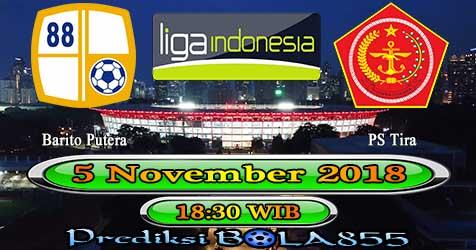 Prediksi Bola855 Barito Putera vs PS Tira 5 November 2018