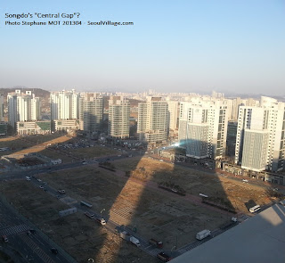 """Songdo Central Gap"""