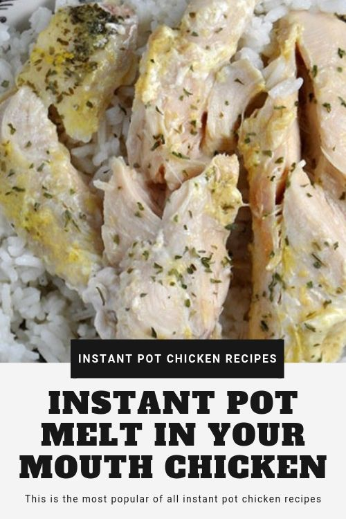 Instant Pot Melt In Your Mouth Chicken Nails Magazine