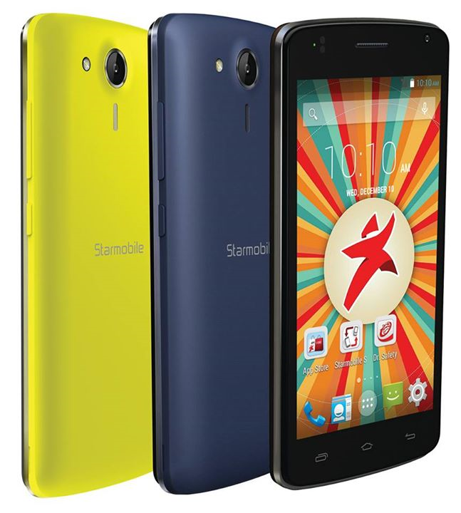 Starmobile Jump Max: Specs, Price and Availability