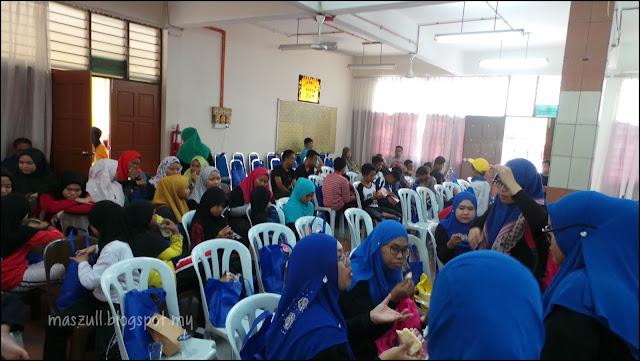 PROGRAM KASIH JDT BLOGGER BERSAMA ANAK-ANAK YATIM ( SIRI1) | PENYERAHAN SUMBANGAN