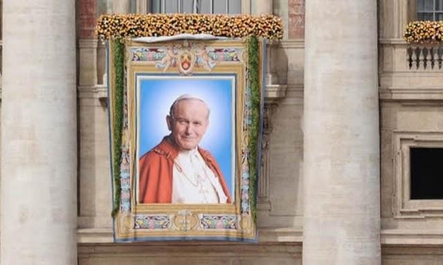Homilía de beatificación de Juan Pablo II (Domingo de la Misericordia Divina, 1 de mayo de 2011)